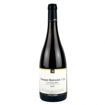 2010 Chassagne-Montrachet 1er Cru 0,75 l - weiss - Domaine JanotsBos