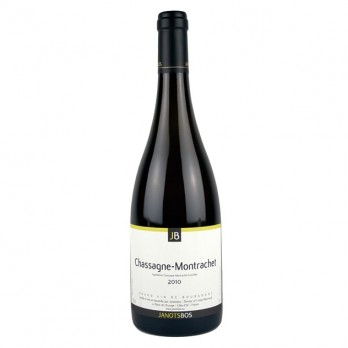 2010 Chassagne-Montrachet 0,75 l - weiss - Domaine JanotsBos