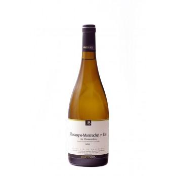 """2011 Chassagne-Montrachet 1er Cru """"Les Chenevottes"""" 0,75 l - weiss - Domaine JanotsBos"""