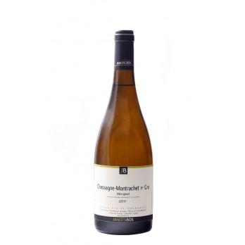 "2011 Chassagne-Montrachet 1er Cru ""Morgeot"" 0,75 l - weiss - Domaine JanotsBos"