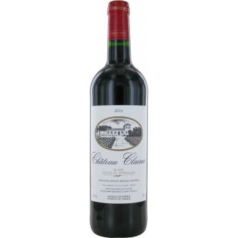 2014 Château Clairac 0,75l - Blaye Côtes de Bordeaux