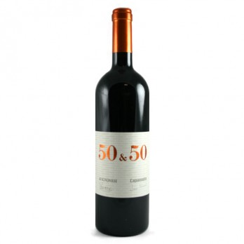50 & 50 IGT 2004 0,75 l - Capannelle & Avignonesi