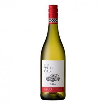 "2015 Speciality Collection ""The White Cab"" - ein weißer Cabernet Sauvignon - Weingut Asara"