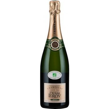 Champagne Duval-Leroy Organic Brut 0,75 l