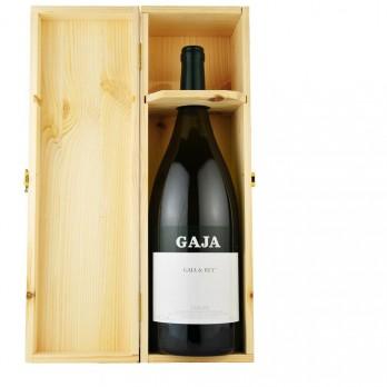 2006 Gaia & Rey Chardonnay 0,75 l - Angelo Gaja in der Holzkiste