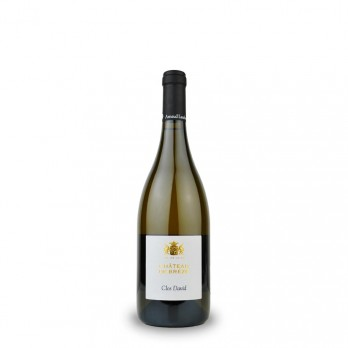2012 Saumur Blanc Clos David - Château de Breze