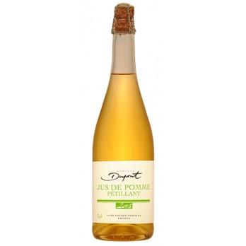 Jus de Pomme Petillant 0,75 l - Domaine Dupont (Apfelsaft)