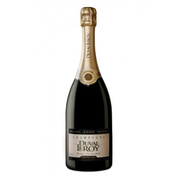 2006 Champagne Duval-Leroy Blanc de Blancs Brut Grand Cru 0,75 l