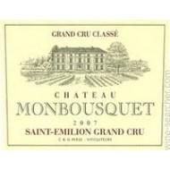 2007 Château Monbousquet 0,75l