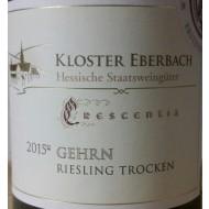 2015 Rauenthaler Gehrn Riesling Crescentia Trocken Goldkapsel Versteigerungswein 0,75l - Hessische Staatsweingüter
