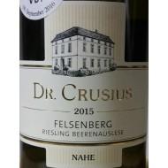 2015 Schlossböckelheim Felsenberg Riesling Beerenauslese Goldkapsel Versteigerungswein 0,75 l - Weingut Dr. Crusius