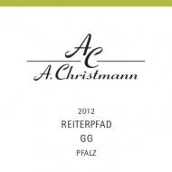 2012 Ruppertsberger Reiterpfad Riesling Grosses Gewächs 0,75 l - Weingut Christmann