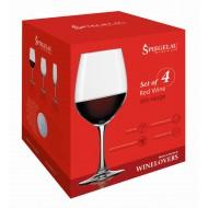 4 Spiegelau Rotweingläser