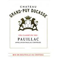 2012 Château Grand-Puy-Ducasse 0,75 l