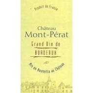 2011 Château Mont-Pérat blanc 0,75 l