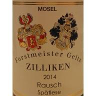 """2014 Rausch Riesling Spätlese """"Versteigerung"""" 0,75 l - Weingut Forstmeister Geltz-Zilliken"""