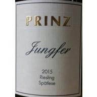 2015 Hallgarten Jungfer Riesling Spätlese Goldkapsel Versteigerung 0,75l - Weingut Prinz