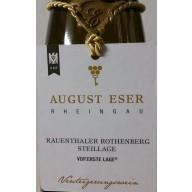 2015 Rauenthaler Rothenberg Riesling Versteigerungswein 1,5l - Weingut August Eser