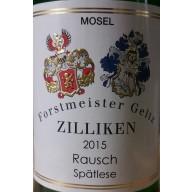 2015 Rausch Riesling Spätlese Versteigerung 0,75 l - Weingut Forstmeister Geltz-Zilliken