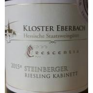2015 Steinberger Riesling Kabinett Crescentia Goldkapsel Versteigerungswein 0,75l - Hessische Staatsweingüter