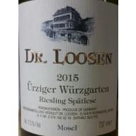 2015 Würzgarten Spätlese Goldkapsel Versteigerungswein 0,75l - Weingut Dr. Loosen