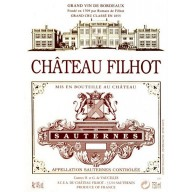 2010 Château Filhot Magnum
