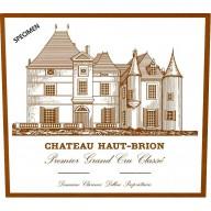 2005 La Ville Haut Brion Rouge 0,75l